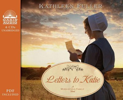 Letters to Katie Unabridged Audiobook on CD  -     By: Kathleen Fuller