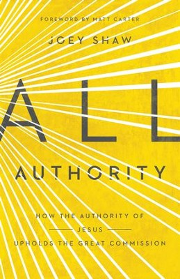 All Authority - eBook  -     By: Joey Shaw