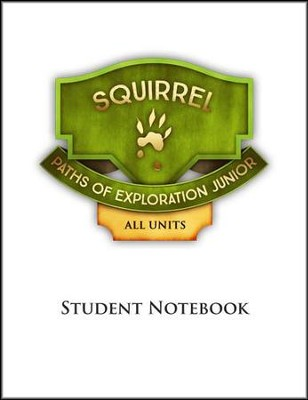 Paths of Exploration Junior 2nd Grade Student Notebook Pages (6 Units; 3rd Edition)  -