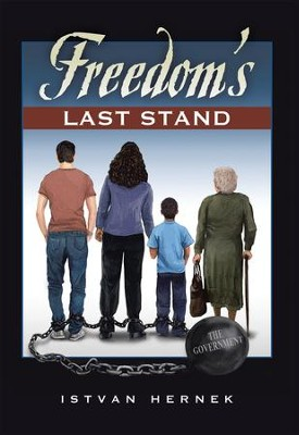 Freedom's Last Stand - eBook  -     By: Istvan Hernek