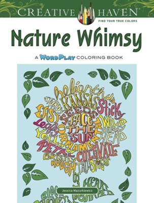 Nature Whimsy  -     By: Jessica Mazurkiewicz
