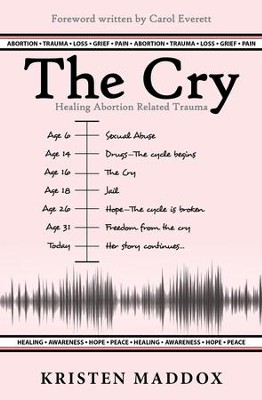 The Cry - eBook  -     By: Kristen Maddox