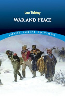 War and Peace  -     By: Leo Tolstoy