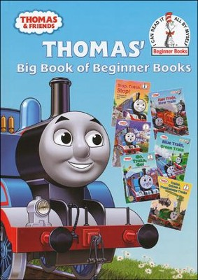 Thomas' Big Book of Beginner Books (Thomas & Friends)  -     By: Rev. W. Awdry