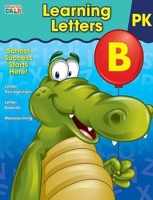 Brighter Child Learning Letters  -