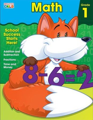 Brighter Child Math, Age 6  -