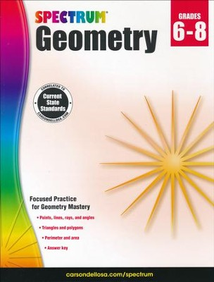Spectrum Geometry (2015 Edition)  -