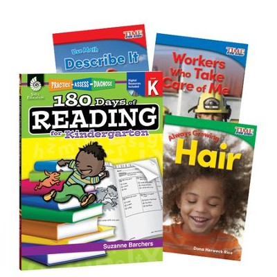 Learn-at-Home Reading Bundle, Grade K   -