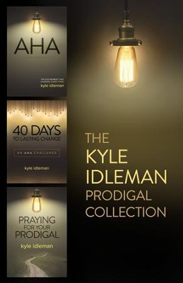 The Kyle Idleman Prodigal Collection: AHA, 40 Days to Lasting Change, Praying for Your Prodigal - eBook  -     By: Kyle Idleman