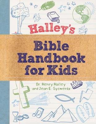 Halley S Bible Handbook For Kids EBook