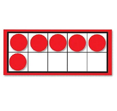 Ten Frames and Counters  -