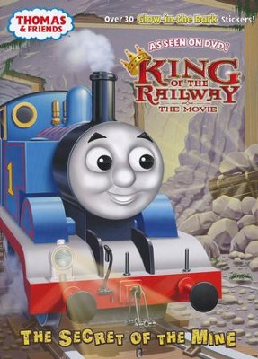 The Secret of the Mine (Thomas & Friends)  -     By: Rev. W. Awdry     Illustrated By: Jim Durk