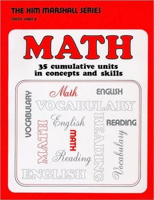 Math Part B Student Book  -