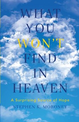 What You WON'T Find in Heaven: A Surprising Source of Hope - eBook  -     By: Stephen K. Moroney