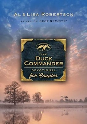 The Duck Commander Devotional for Couples - eBook  -     By: Alan Robertson, Lisa Robertson