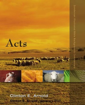 Acts - eBook  -     Edited By: Clinton E. Arnold