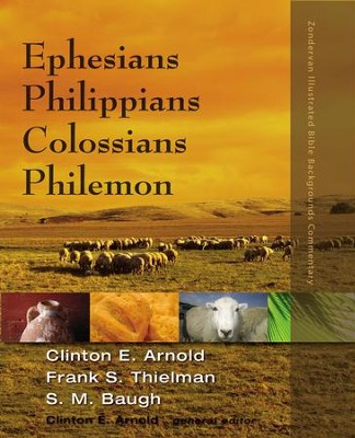 Ephesians, Philippians, Colossians, Philemon - eBook  -     Edited By: Clinton E. Arnold