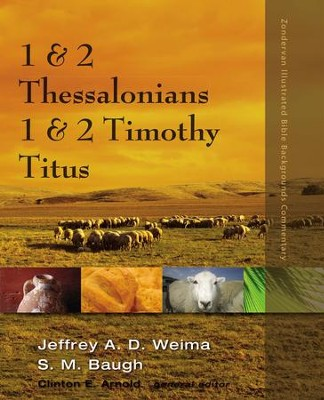 1 and 2 Thessalonians, 1 and 2 Timothy, Titus - eBook  -     Edited By: Clinton E. Arnold