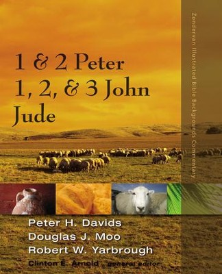 1 and 2 Peter, Jude, 1, 2, and 3 John - eBook  -     Edited By: Clinton E. Arnold