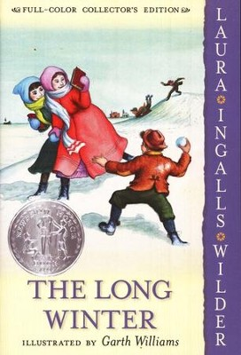 The Long Winter: Little House on the Prairie Series #6 (Full-Color Collector's Edition, softcover)  -     By: Laura Ingalls Wilder