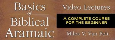 Basics of Biblical Aramaic  Complete 22 Video Curriculum  [Video Download] -     By: Miles V. Van Pelt