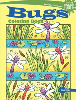 Bugs Coloring Book  -     By: Noelle Dahlen