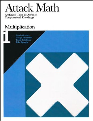 Attack Math: Multiplication 1   -