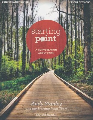Starting Point, Conversation Guide   -     By: Andy Stanley