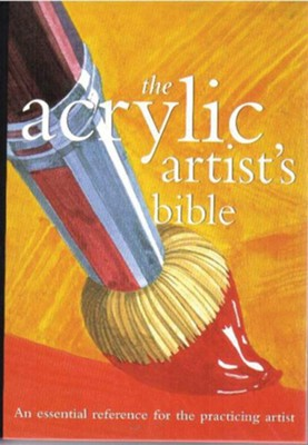 Acrylic Artist's Bible  -     By: Marylin Scott