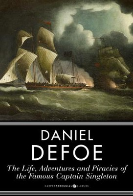 The Life Adventures and Piracies of the Famous Captain Singleton / Digital original - eBook  -     By: Daniel Defoe