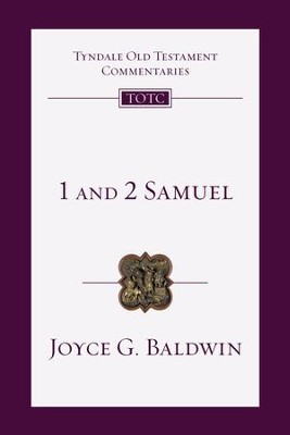 1 and 2 Samuel - eBook  -     By: Joyce G. Baldwin