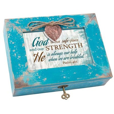 God is Our Safe Place and Our Strength, Music Box  -