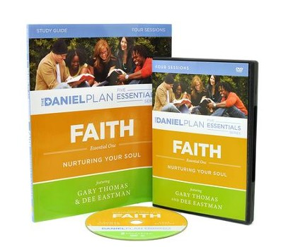 Faith Study Guide with DVD   -     By: Gary L. Thomas, Dee Eastman