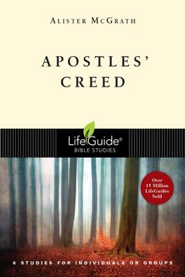 Apostles' Creed - eBook  -     By: Alister McGrath