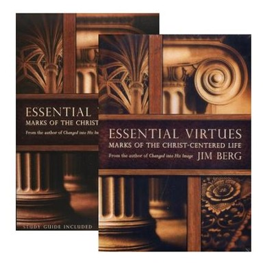 Essential Virtues: Marks of the Christ-Centered Life DVD & Book  -     By: Jim Berg