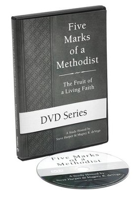 Five Marks of a Methodist - DVD  -     By: Steve Harper