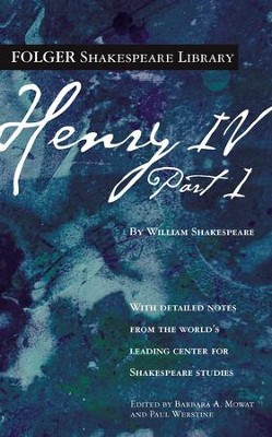 Henry IV, Part I - eBook  -     By: William Shakespeare