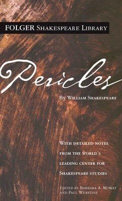 Pericles - eBook  -     By: William Shakespeare
