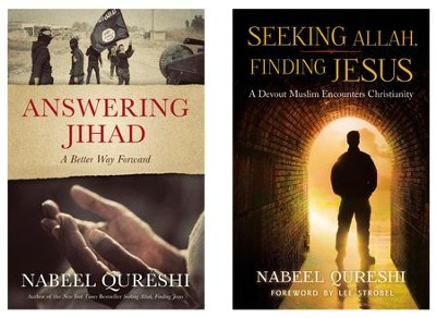 Answering Jihad and Seeking Allah, Finding Jesus Collection - eBook  -     By: Nabeel Qureshi