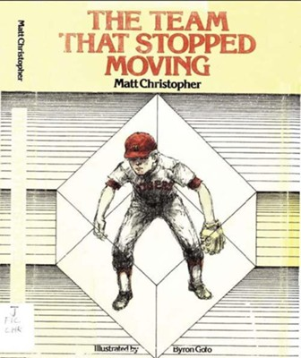 The Team That Stopped Moving - eBook  -     By: Matt Christopher