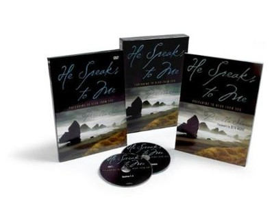 He Speaks to Me: Preparing to Hear from God, DVD Leader Kit  -     By: Priscilla Shirer