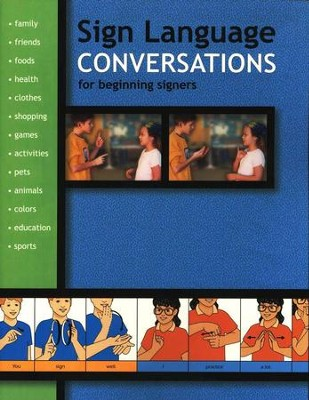 Sign Language Conversations   -