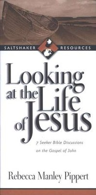Looking at the Life of Jesus: 7 Seeker Bible Discussions in the Gospel of John  -     By: Rebecca Manley Pippert