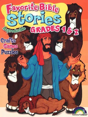 Favorite Bible Stories, Grades 1 & 2   -