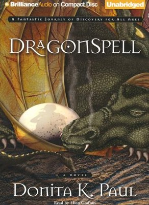 DragonSpell #1 - unabridged audiobook on CD   -     Narrated By: Ellen Grafton     By: Donita K. Paul