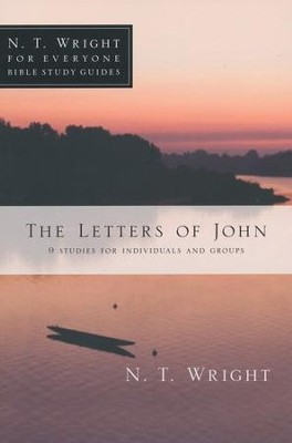The Letters of John  -     By: N.T. Wright