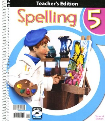 Teacher's Edition with CD-ROM, Grade 5, 2nd Edition   -