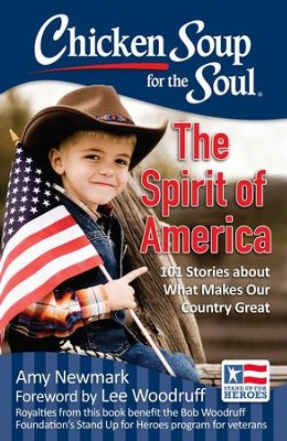 Chicken Soup for the Soul: The Spirit of America - eBook  -     By: Amy Newmark