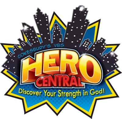 Hero Central: Discover Your Strength in God