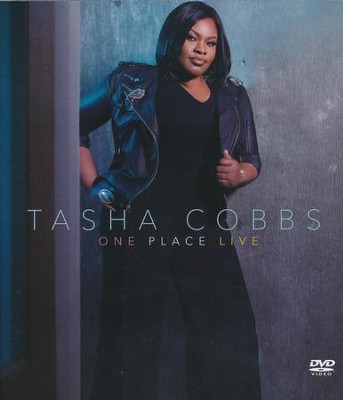 One Place, Live (DVD)   -     By: Tasha Cobbs